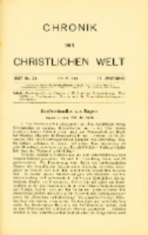 Chronik der christlichen Welt. 1907.06.27 Jg.17 Nr.26