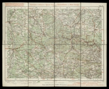 Ravenstein-Liebenow's Special Rad- und Automobilkarte von Mittel-Europa. Blatt 79 ; Kielce.