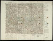 Übersichtskarte von Mitteleuropa. P 52 Breslau