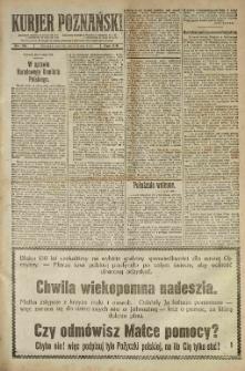Kurier Poznański 1919.02.06 R.14 nr 30