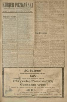 Kurier Poznański 1919.02.13 R.14 nr 36