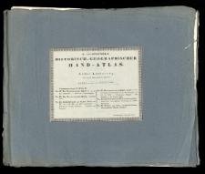 K. von Spruner's Historisch-Geographischer Hand-Atlas [8. Lieferung]
