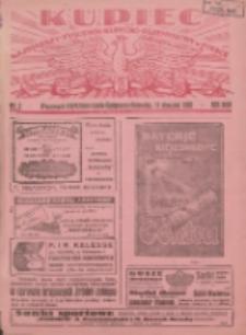 Kupiec: najstarszy tygodnik kupiecko - przemysłowy w Polsce 1930.01.11 R.24 Nr2