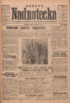 Gazeta Nadnotecka: pismo narodowe poświęcone sprawie polskiej na ziemi nadnoteckiej 1933.03.21 R.13 Nr66