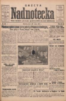 Gazeta Nadnotecka: pismo narodowe poświęcone sprawie polskiej na ziemi nadnoteckiej 1933.03.22 R.13 Nr67