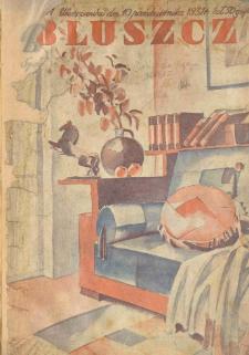 Bluszcz. Społeczno literacki ilustrowany tygodnik kobiecy 1931.10.10 R.64 nr41