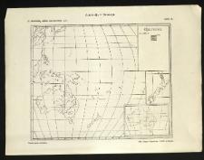 Atlas konturowy. , [Zesz. 3] , Świat pozaeuropejski.