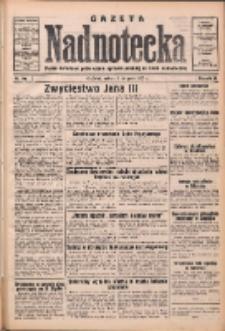 Gazeta Nadnotecka: pismo narodowe poświęcone sprawie polskiej na ziemi nadnoteckiej 1933.08.05 R.13 Nr178