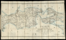 Crimea. The country between Anapa and Caffa, Kertch and Arabat; by James Wyld [...]