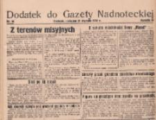 Gazeta Nadnotecka: pismo narodowe poświęcone sprawie polskiej na ziemi nadnoteckiej 1934.01.21 R.14 Nr16