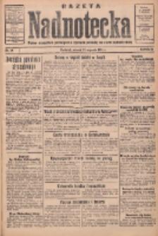 Gazeta Nadnotecka: pismo narodowe poświęcone sprawie polskiej na ziemi nadnoteckiej 1934.01.23 R.14 Nr17