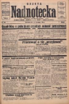 Gazeta Nadnotecka: pismo codzienne 1936.08.28 R.16 Nr199