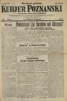 Kurier Poznański 1935.09.01 R.30 nr 399
