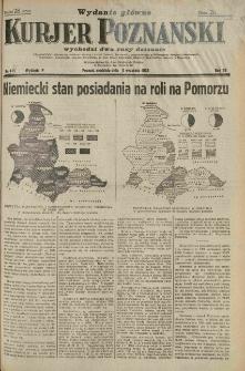 Kurier Poznański 1935.09.08 R.30 nr 411