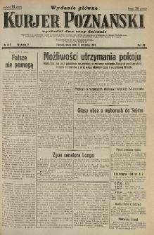 Kurier Poznański 1935.09.11 R.30 nr 415