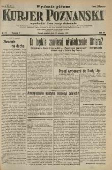 Kurier Poznański 1935.09.15 R.30 nr 423