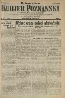 Kurier Poznański 1935.09.22 R.30 nr 435