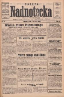 Gazeta Nadnotecka: pismo codzienne 1936.11.04 R.16 Nr257