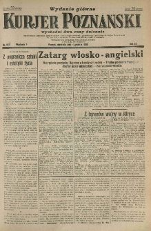Kurier Poznański 1935.12.01 R.30 nr 553