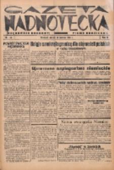 Gazeta Nadnotecka (Orędownik Kresowy): pismo codzienne 1938.06.21 R.18 Nr139