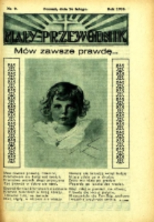 Mały Przewodnik 1933.02.26 Nr9