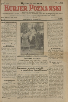 Kurier Poznański 1931.06.20 R.26 nr 277