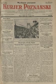 Kurier Poznański 1931.11.08 R.26 nr 515