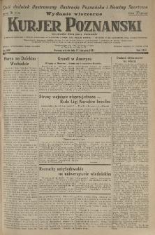 Kurier Poznański 1931.11.17 R.26 nr 530