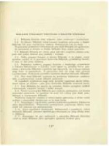 Regulamin tymczasowy korzystania z Bibljoteki Kórnickiej. Pamiętnik Biblioteki Kórnickiej Z. 1.