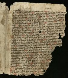 Teksty związane z psałterzem łacińskim - fragment