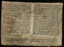 Rozmowa mędrców pogańskich i chrześcijańskich (Arystoteles, Averroes, św. Augustyn i in.) - fragment