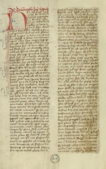 Zebrane kazania łacińskie na święta, post i niedziele (od marca do listopada)
