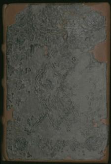 Kodeks Pawła z Łomży - Zbiór kazań świątecznych, odpisy drobnych traktatów i wypisy z dzieł łacińskich z bernardyńskiego klasztoru w Wielkopolsce