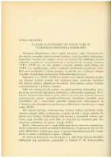 Katalog kalendarzy od XVI do XVIII w. w zbiorach Biblioteki Kórnickiej. Pamiętnik Biblioteki Kórnickiej Z. 8.