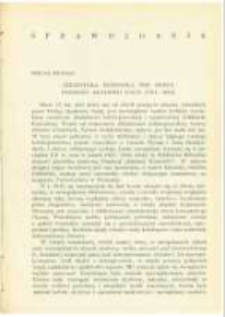 Biblioteka Kórnicka pod egidą Polskiej Akademii Nauk (1954-1966). Pamiętnik Biblioteki Kórnickiej Z. 9-10.