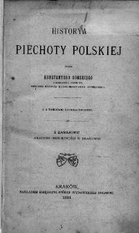 Historya piechoty polskiej